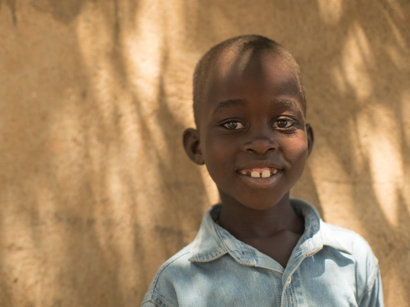 Patenkind Billy - World Vision